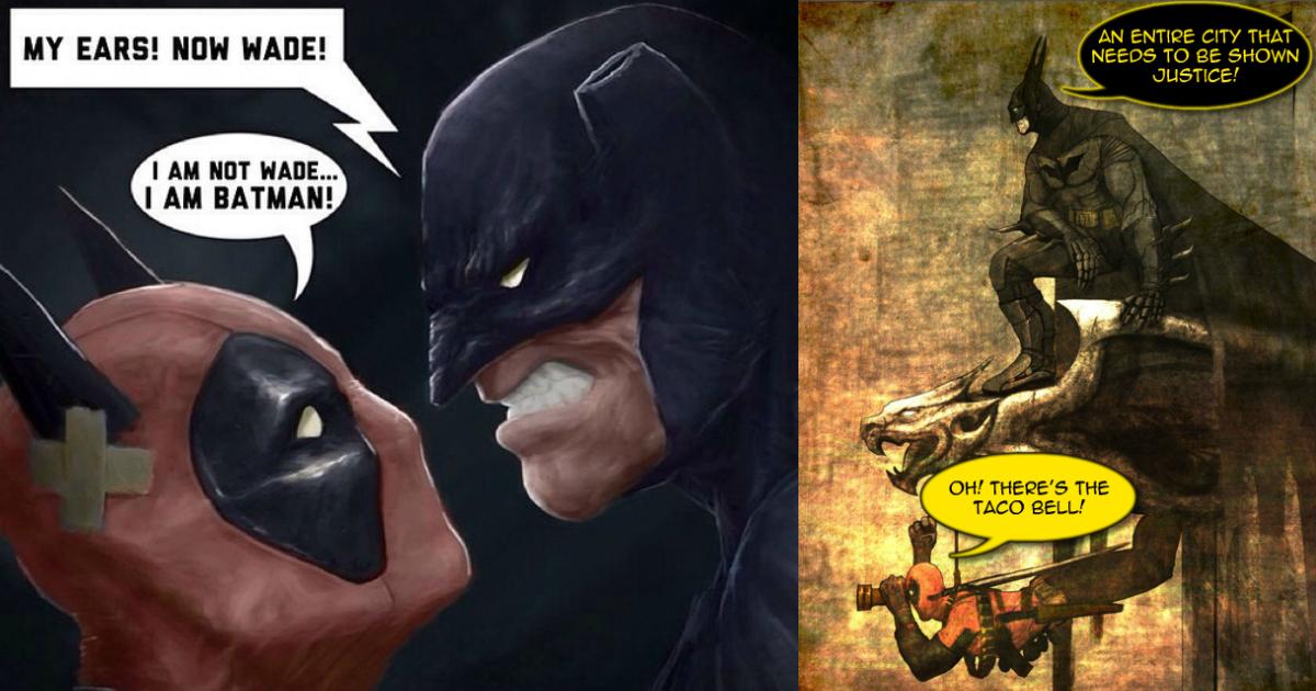 17 Hilarious Deadpool Vs Batman Memes That Will Make You Laugh Hard