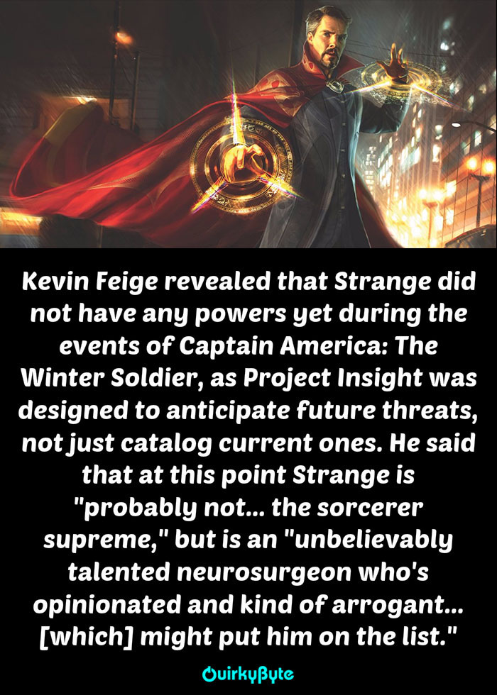 20 mystical facts about doctor strange that will blow your mind