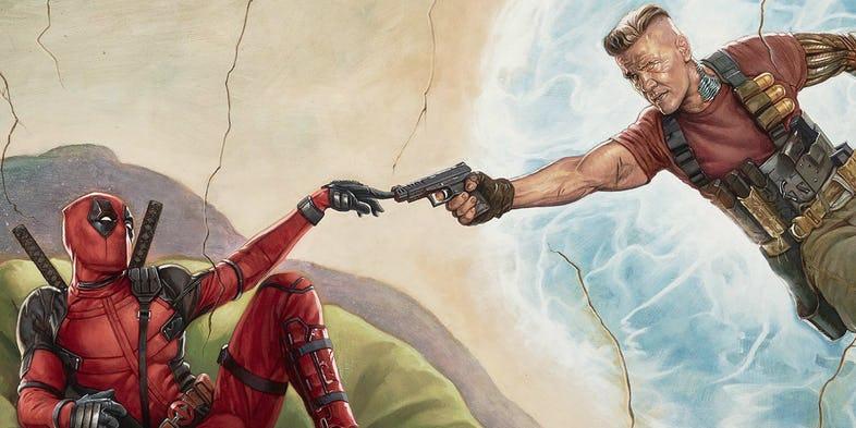 Deadpool 2 PG 13