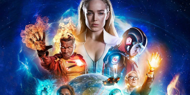 Revealed: Why Legends of Tomorrow isn't a Part of Arrowverse Crossover This Year