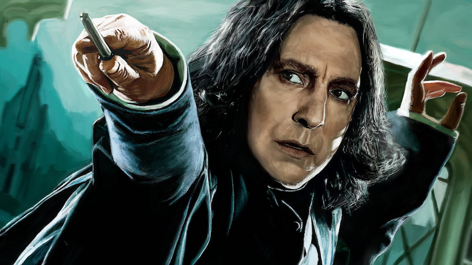 Facts About Severus Snape