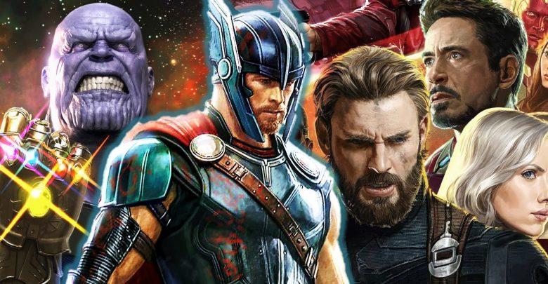 Avengers: Infinity War thor