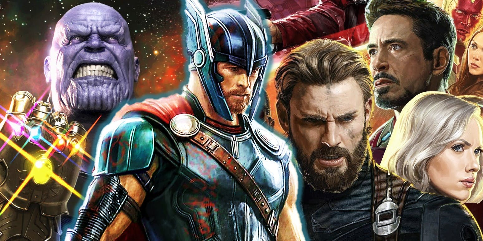 Avengers: Infinity War Thor: The Dark World