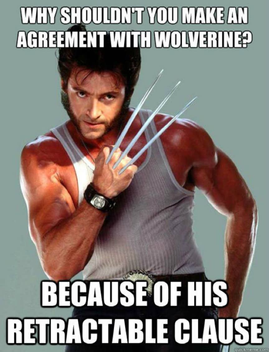 29 Funniest Wolverine Memes That Will Make You Laugh Hard