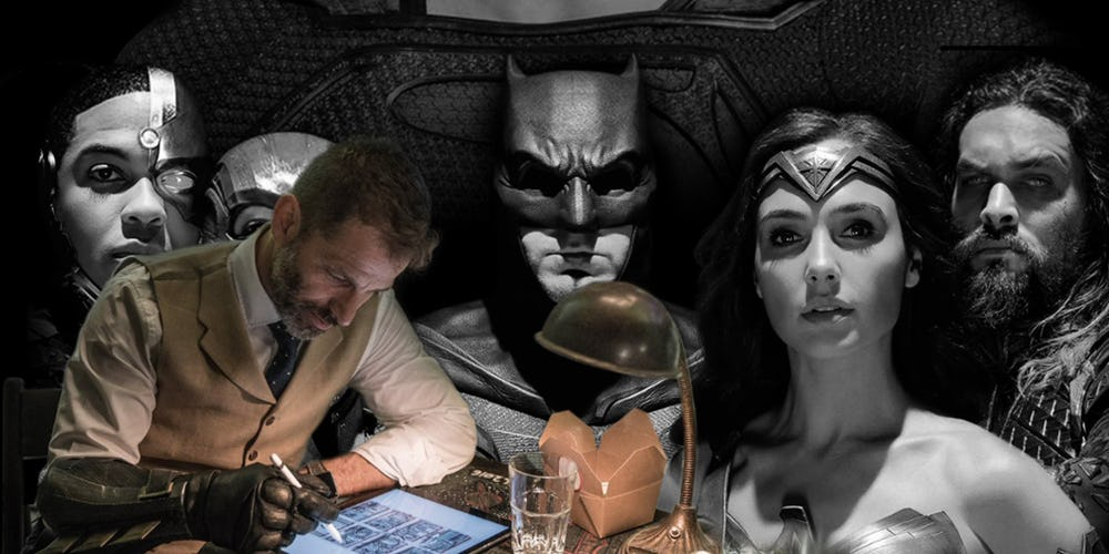 Zack Snyder's Justice League Release Date