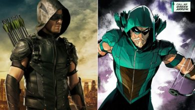 Photo of DC Comics' Green Arrow Cuts off Ties From The Arrow TV Show