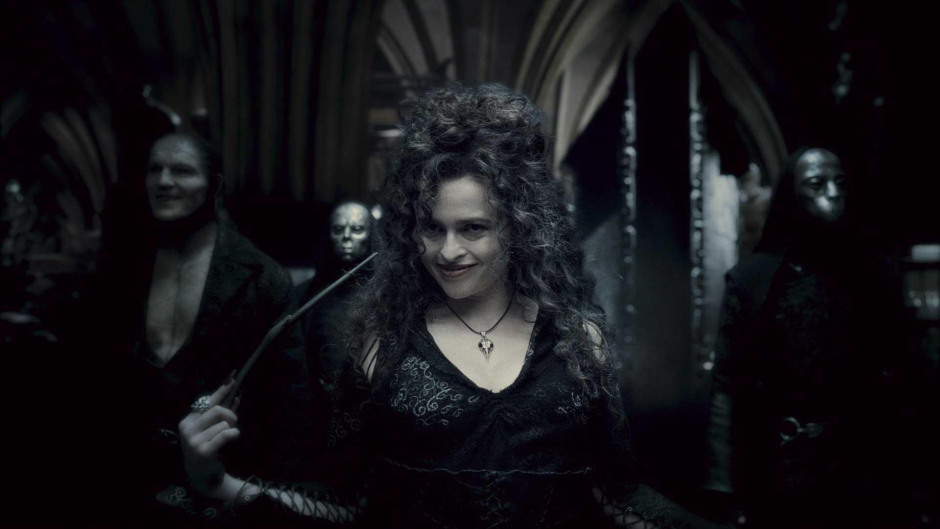 harry potter bellatrix schauspielerin
