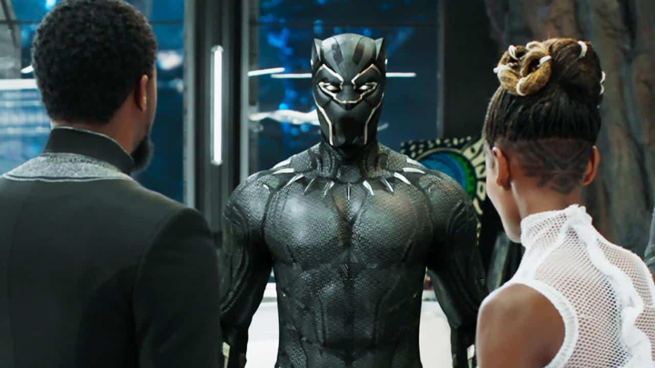 15 Insane Things Black Panther Suit Is Capable Of Doing