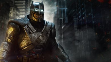 Batman v Superman Concept Art Dark Knight