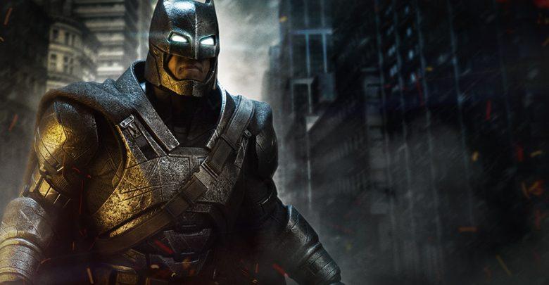 Batman v Superman Concept Art Dark Knight