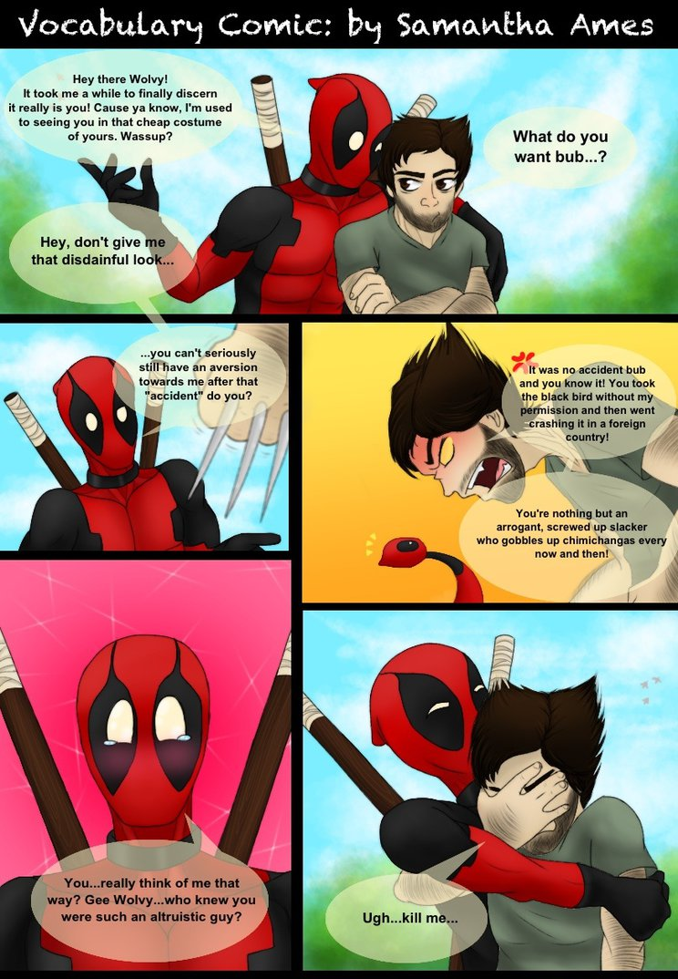 22 Hilarious Wolverine Vs Deadpool Memes That Will Make