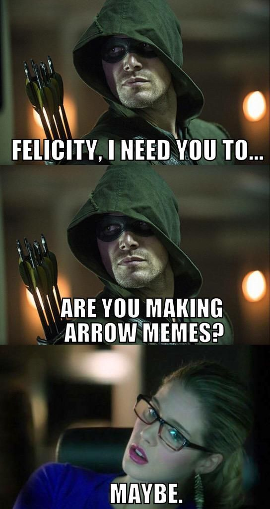 33 Funniest Felicity Smoak Memes That Will Make You Giggle