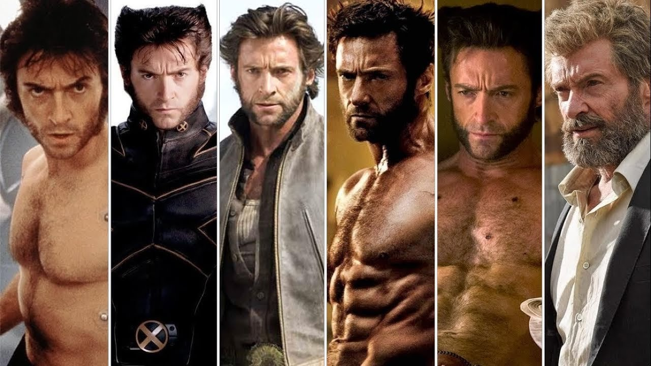 Tom Hardy Wolverine Hugh Jackman