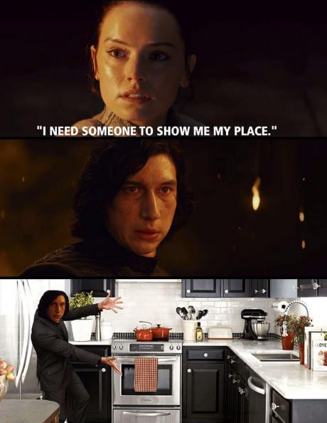 Last Jedi memes