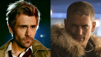 Photo of Legends of Tomorrow Star Teases Constantine And Citizen Cold Romance