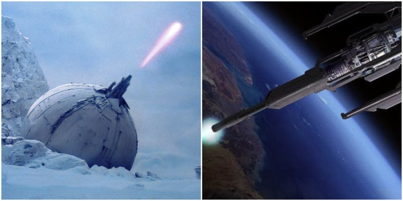 10 Most Powerful Super- Weapons of The Star Wars Universe