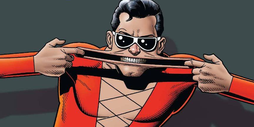Ben Schwartz Plastic Man DC Deadpool
