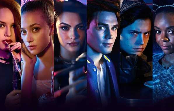 CW DC TV Slate Riverdale Supernatural