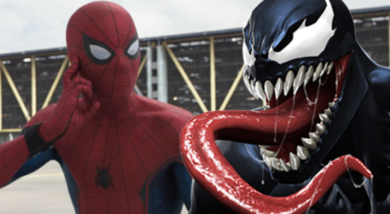 Venom movie will reportedly feature peter parker but not - Images spiderman ...