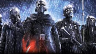 Photo of Rian Johnson Explains The Absence of Knights of Ren In The Last Jedi