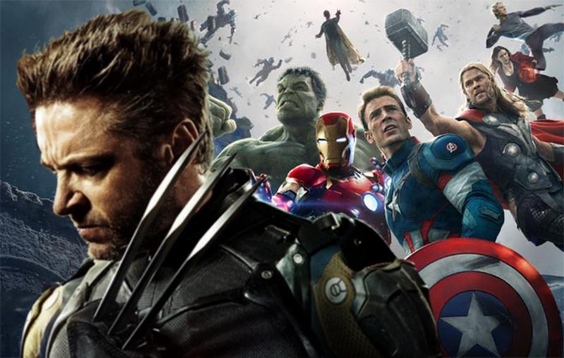 Avengers: Endgame Fan Art Hugh Jackman Wolverine