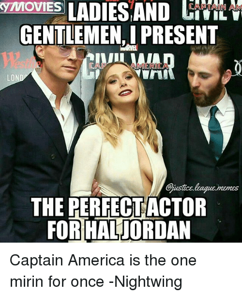 yivovies gentlemen i present lo justice lbague memes the perfect actor 24137841 20 funniest captain america memes that will make you giggle