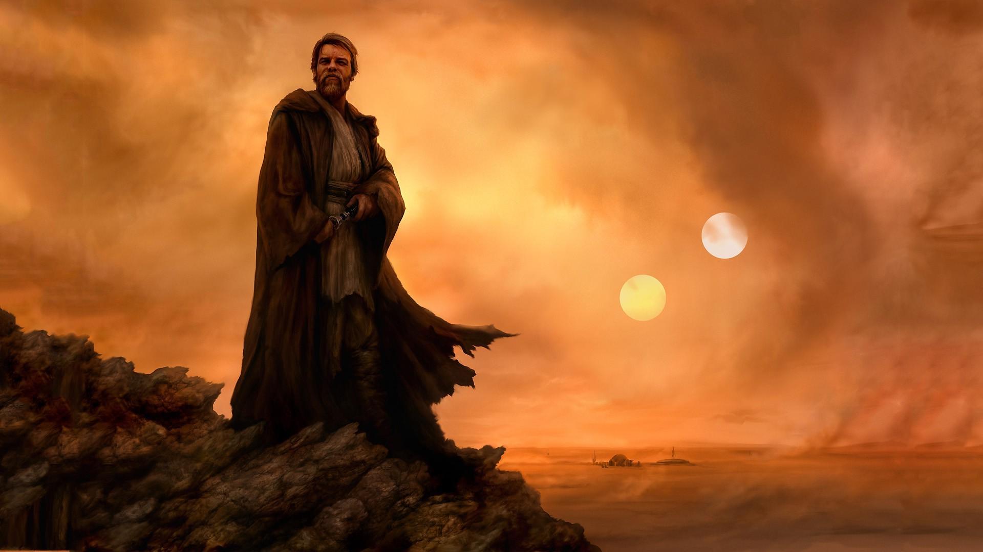 Obi Wan Kenobi Series Disney+ Star Wars