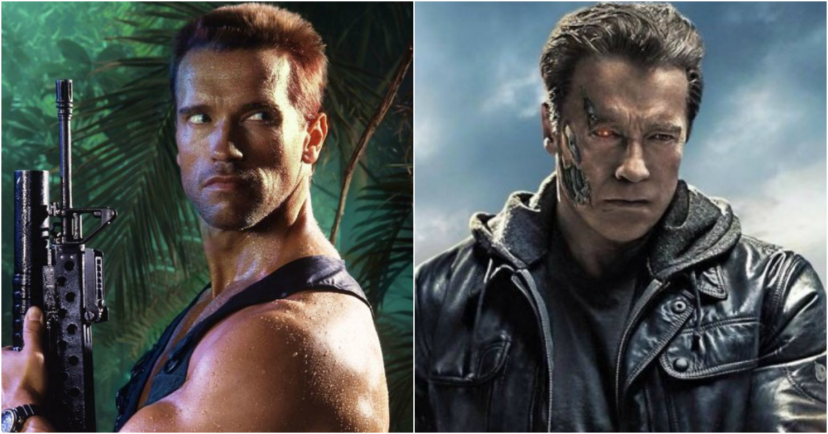 10 Arnold Schwarzenegger Movies You Must Not Miss
