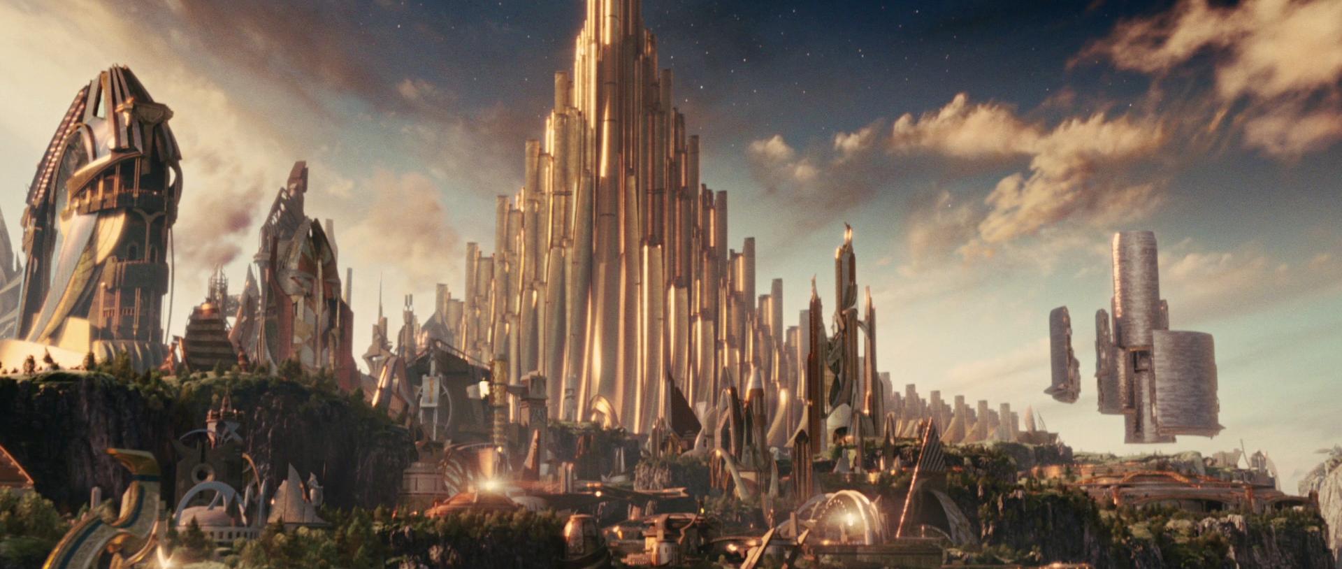 Avengers 4 Directors Asgardians Thanos Snap