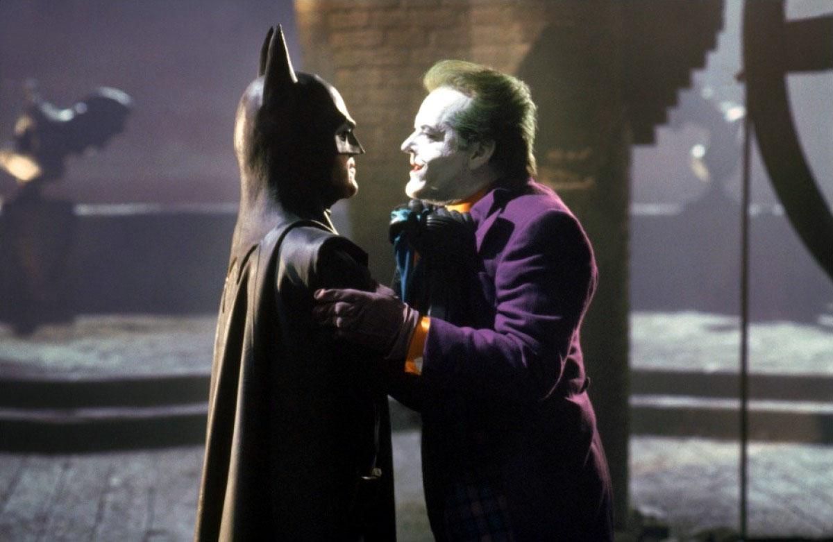 The Joker Joaquin Phoenix Batman