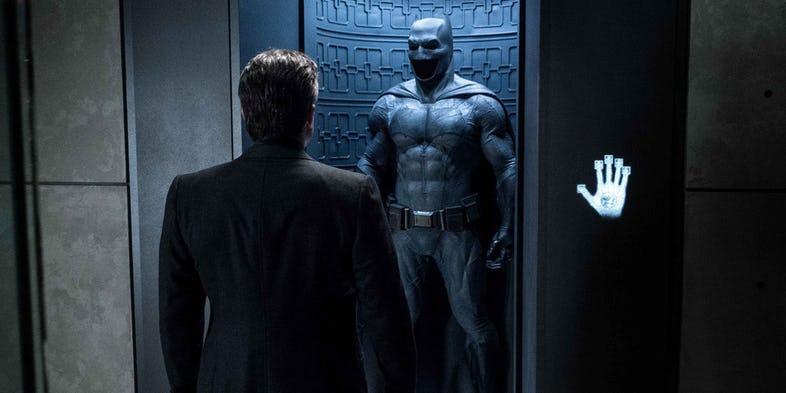 Ben Affleck Batman Jimmy Kimmel Live