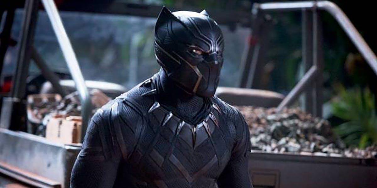 Black Panther Alternate Ending