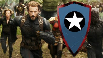 Photo of Here's The First Look At New Shield of Captain America