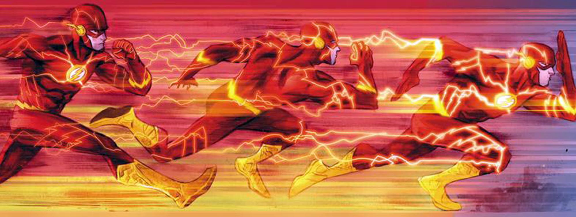 DC Comics: [Spoiler] Outruns Barry Allen To Become The Fastest Man Alive