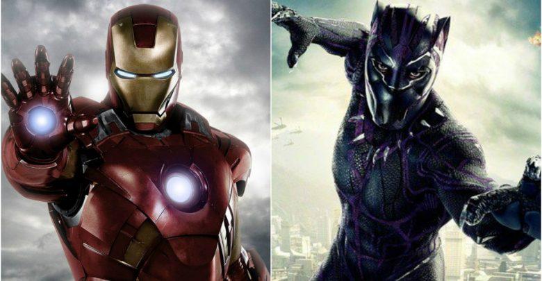 Iron Man vs Black Panther