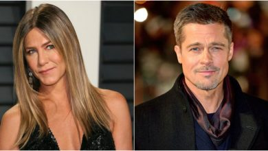 Brad Pitt and Jennifer Anniston Isolating Together