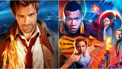 Photo of Legends of Tomorrow: Constantine TV Series Easter Egg Teased!!!
