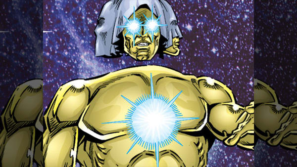 The Beyonder Living Tribunal One Above All MCU