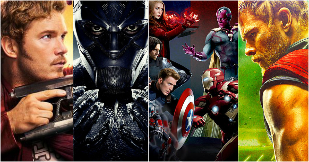 Marvels Phase 3 Timeline Is Completely Out Of Order