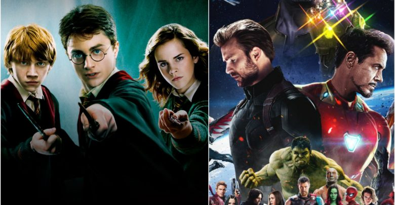 10 Biggest Movie Franchises According To Box Office ...