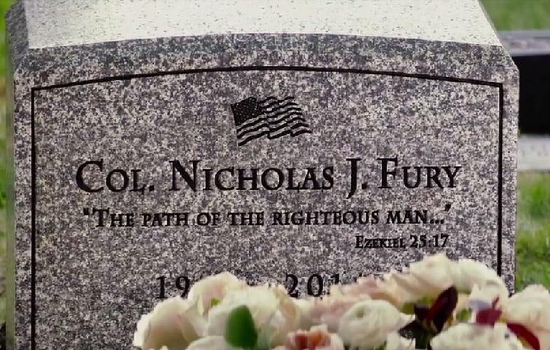 Nick Fury Facts
