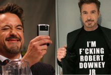 Photo of 33 Funniest Facebook Posts of Robert Downey Jr. That Will Show How Crazy He Is