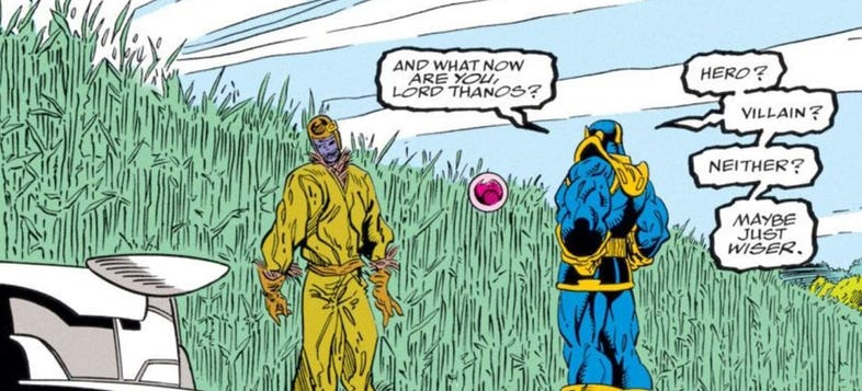 Image result for Farmer thanos