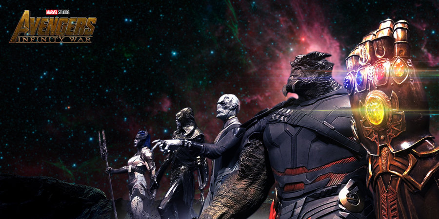 Black Order Thanos