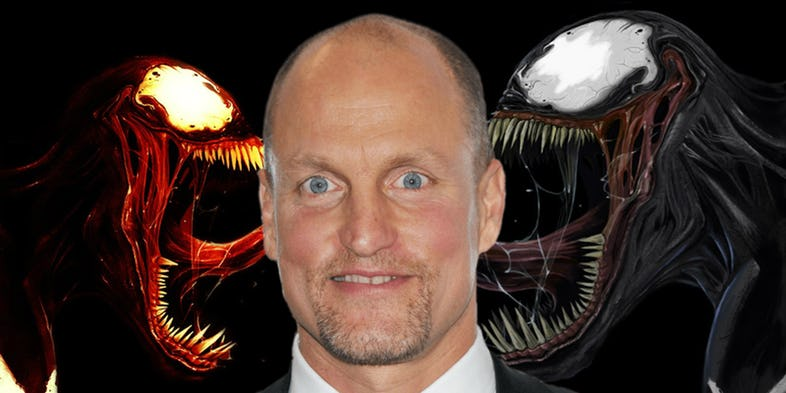 Who Is Woody Harrelson In The Movie Venom