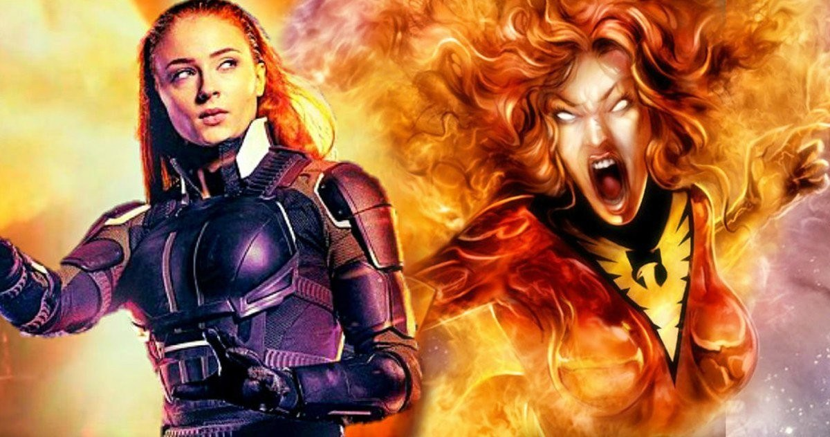 X-Men: Dark Phoenix Fays of Future Past