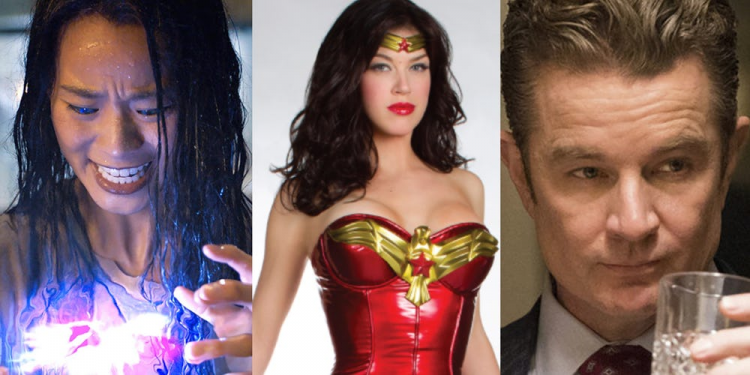 Actors DC And Marvel TV Shows