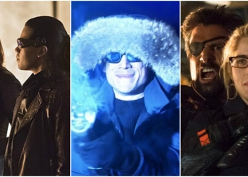 Arrowverse SuperVillains