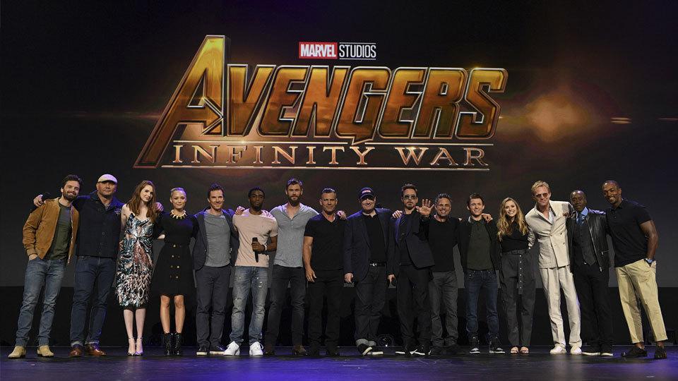 Avengers: Infinity War marvel timeline
