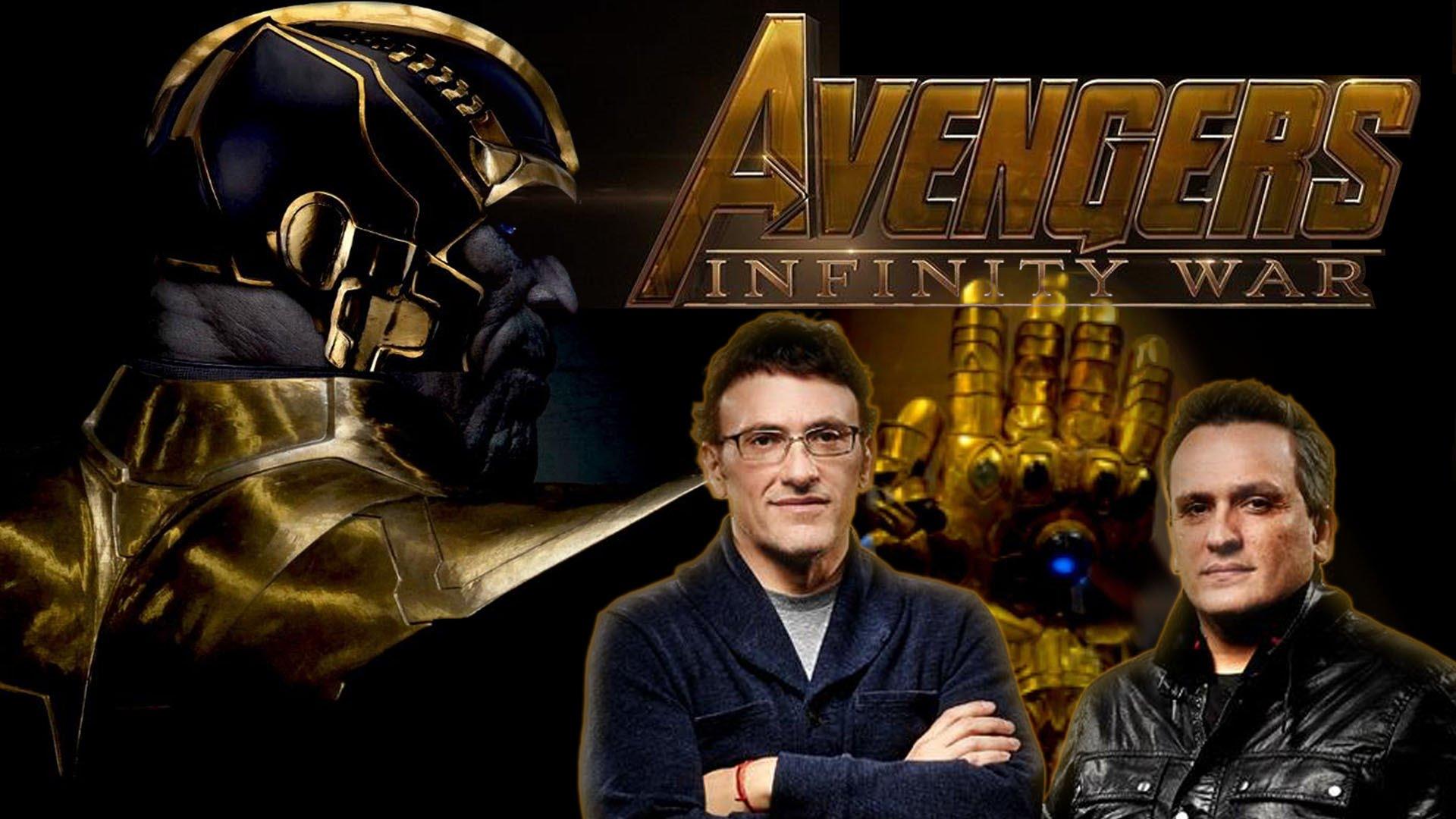 Avengers 4 Directors Groo The Wanderer MCU